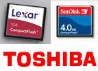Lexar Awarded $464 Million in Trade Secret Suit Against Toshiba Over SanDisk Partnership
