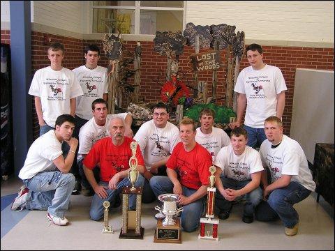 New Auburn Rube Goldberg National Champions 2005.jpg